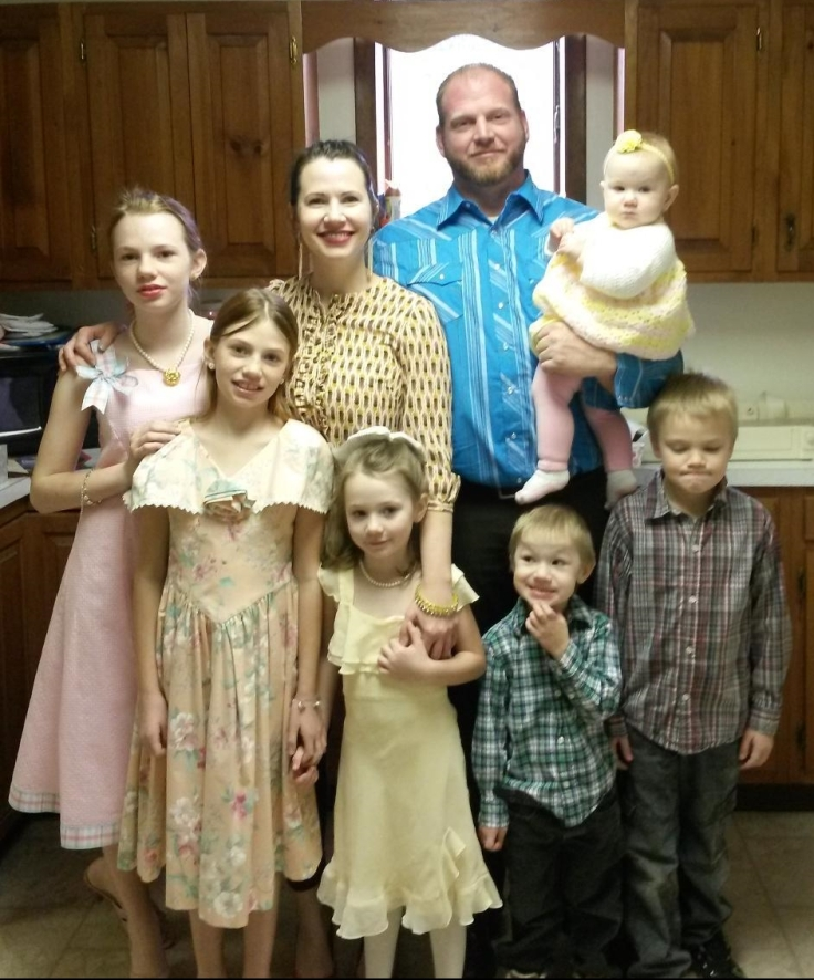 Easter Manning Family