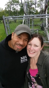 Mike and Erin